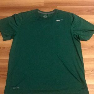 Nike DRI -FIT shirt size Large